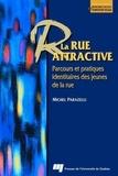 Michel Parazelli - La rue attractive - Parcours et pratiques identitaires des jeunes de la rue.