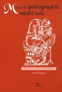 Openwetlab.it Manuel de paléographie médiévale - Manuel pour grands commençants Image