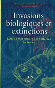 Michel Pascal - Invasions biologiques et extinctions.