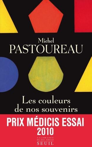 Les couleurs de nos souvenirs - Michel Pastoureau - Format PDF - 9782021032635 - 8,99 €