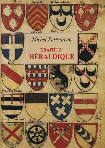 Michel Pastoureau - Traité d'héraldique.