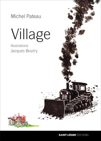 Michel Pateau - Village.