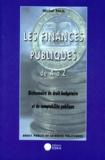 Michel Paul - Les finances publiques de A à Z - Dictionnaire de droit budgétaire et de comptabilité publique.