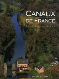Michel-Paul Simon - Canaux de France.