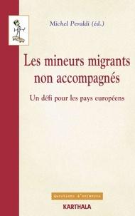 Michel Peraldi - Les mineurs migrants non accompagnés - Un défi pour les pays européens.