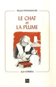 Michel Peyramaure - Le chat et la plume - V... comme Verlaine.
