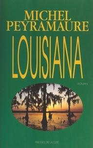 Michel Peyramaure et Jeannine Balland - Louisiana.