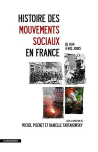 Histoiresdenlire.be Histoire des mouvements sociaux en France - De 1814 à nos jours Image