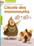 Michel Piquemal et Hervé Le Goff - L'école des mammouths.