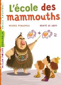 Michel Piquemal - L'école des mammouths.