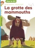 Michel Piquemal et Hervé Le Goff - La grotte des mammouths.