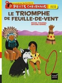 Michel Piquemal - Le triomphe de Feuille-de-vent.