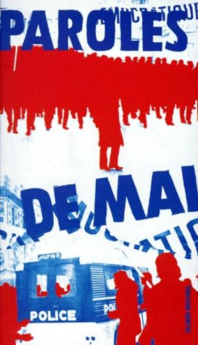 Michel Piquemal - Paroles de mai.