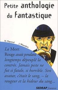 Michel Piquemal - Petite anthologie du fantastique.
