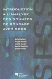 Michel Plaisent et Prosper Bernard - Introduction à l'analyse des données de sondage avec SPSS.