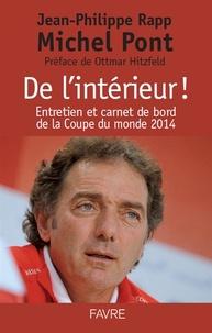 De lintérieur! - Entretien et carnet de bord de la Coupe du monde 2014.pdf