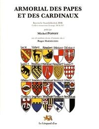 Un armorial des papes et des cardinaux - Michel Popoff pdf epub