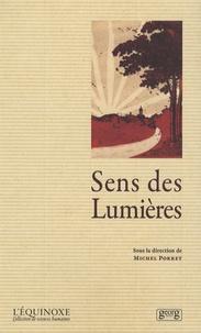 Michel Porret - Sens des Lumières.