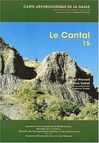 Michel Provost et Pierre Vallat - Le Cantal - 15.