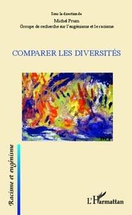 Michel Prum - Comparer les diversités - Groupe de recherche sur l'eugénisme et le racisme.