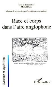 Michel Prum - Race et corps dans l'aire anglophone.