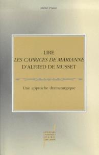 Openwetlab.it Lire Les Caprices de Marianne d'Alfred de Musset. Une approche dramaturgique Image