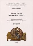 Michel Psellos - Portraits de famille.