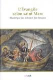 Michel Quenot - L'Evangile selon saint Marc illustré par des icônes et des fresques.