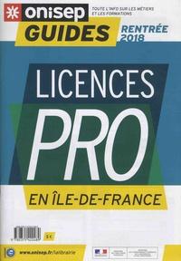 Michel Quéré - Licences pro en Ile-de-France.