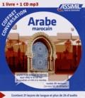 Michel Quitout - Coffret conversation Marocain. 1 CD audio MP3