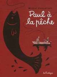 Michel Rabagliati - Paul  : Paul à la pêche.
