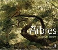 Michel Racine - Arbres - Carnet de dessins.