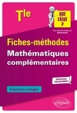 Michel Radanne - Mathématiques complémentaires - Terminale - Nouveaux programmes.