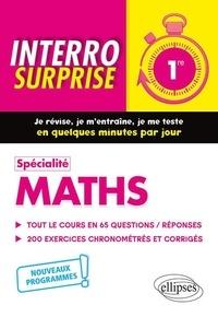 Téléchargements de livres pour kindle Spécialité Maths 1re  - Nouveaux programmes