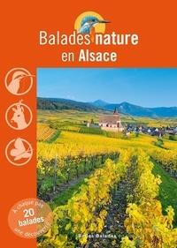 Michel Rauch et Armelle Lajaunie - Balades nature en Alsace.