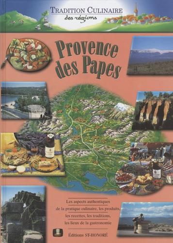 Michel Receveur - Provence des papes.
