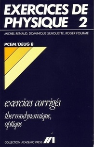 Lemememonde.fr Exercices de Physique - 2 - Thermodynamique/Optique - PCEM/Deug B Image