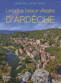 Michel Riou - Ardèche, terre de villages.