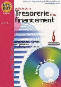 Michel Rivière - Gestion de la trésorerie et du financement BTS/DUT - Processus 6.