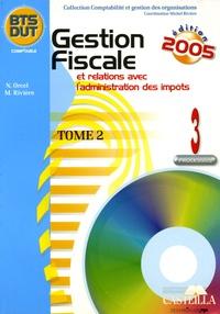 Rhonealpesinfo.fr Gestion fiscale et relations avec l'administration des impôts BTS/DUT - Processus 3 Tome 2 Image