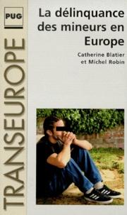 Michel Robin et Catherine Blatier - .