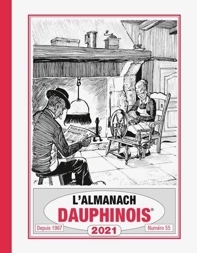 Michel Rosset - L'Almanach Dauphinois.