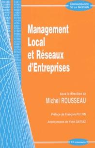 Michel Rousseau - Management Local et Réseaux d'Entreprises.