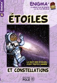 Michel Rousselet et Martine Janvier - Etoiles et constellations.