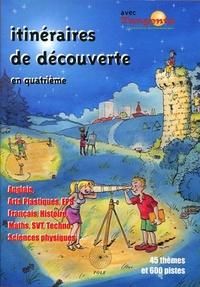 Galabria.be Itinéraires de découverte en quatrième - Anglais, Arts plastiques, EPS, Français, Histoire, Maths, SVT, Techno, Sciences Physiques Image