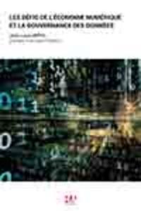 Michel Roux - Les défis de l'économie numérique et la gouvernance des données.