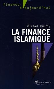 Michel Ruimy - La finance islamique.