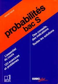Michel Sahal - Probabilités, bac S.