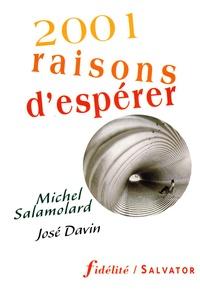 Michel Salamolard et José Davin - .