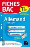 Michel Salenson - Fiches bac Allemand Tle (LV1 & LV2) - fiches de révision Terminale toutes séries.